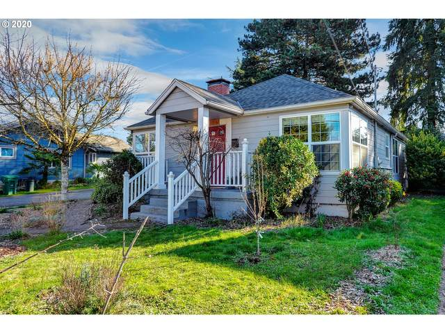 5634 NE Skidmore St, Portland, OR 97218 (MLS #20205261) :: Homehelper Consultants