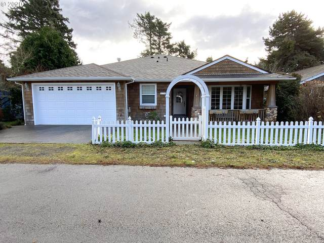 171 E Van Buren St, Cannon Beach, OR 97110 (MLS #20205447) :: Cano Real Estate