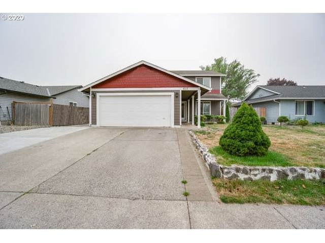 617 SE 10TH St, Battle Ground, WA 98604 (MLS #20205566) :: Gustavo Group
