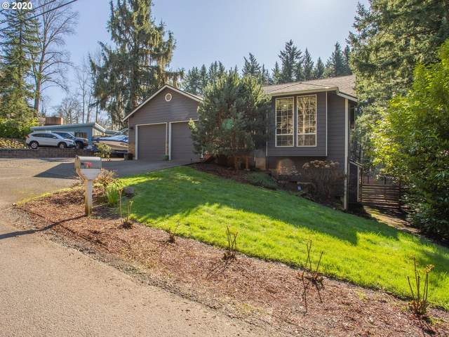 10188 SE Hillcrest Rd, Happy Valley, OR 97086 (MLS #20205747) :: Cano Real Estate
