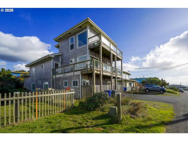 5220 NW Jetty Ave, Lincoln City, OR 97367 (MLS #20206441) :: Stellar Realty Northwest