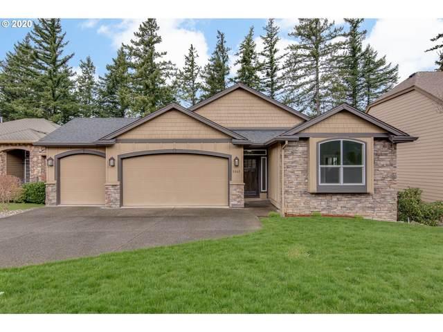 3262 37TH Ct, Washougal, WA 98671 (MLS #20206830) :: Fox Real Estate Group