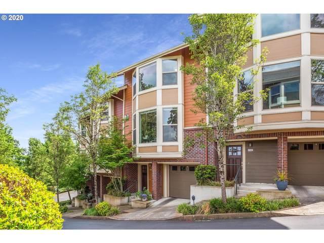 4150 SW Corbett Ave #21, Portland, OR 97239 (MLS #20207034) :: McKillion Real Estate Group