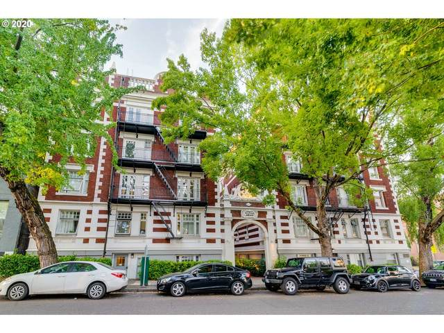 1811 NW Couch St #505, Portland, OR 97209 (MLS #20207108) :: The Liu Group