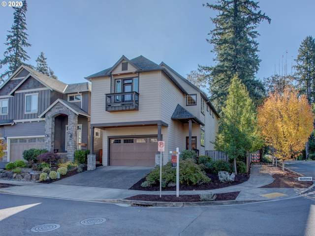 8140 SW Laurelwood Ct, Portland, OR 97225 (MLS #20207635) :: Next Home Realty Connection