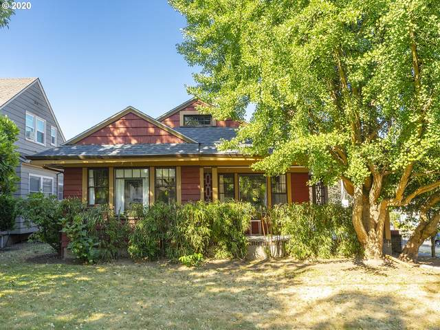 5432 NE Sacramento St, Portland, OR 97213 (MLS #20208147) :: Piece of PDX Team