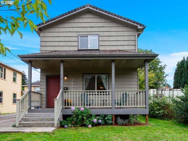 9222 N Bristol Ave, Portland, OR 97203 (MLS #20208273) :: Song Real Estate