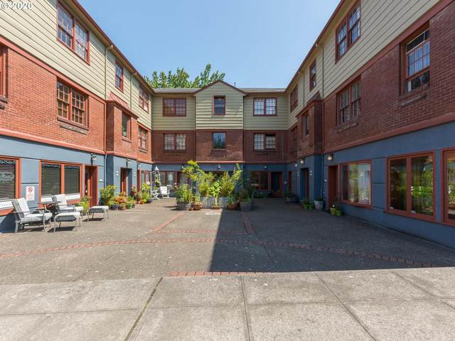 5400 NE 30TH Ave #105, Portland, OR 97211 (MLS #20208922) :: Change Realty