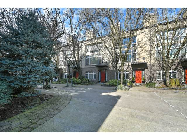 1127 NW Irving St, Portland, OR 97209 (MLS #20208995) :: Song Real Estate