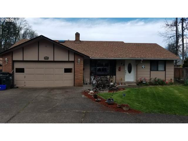 626 S 44TH St, Springfield, OR 97478 (MLS #20209516) :: Change Realty