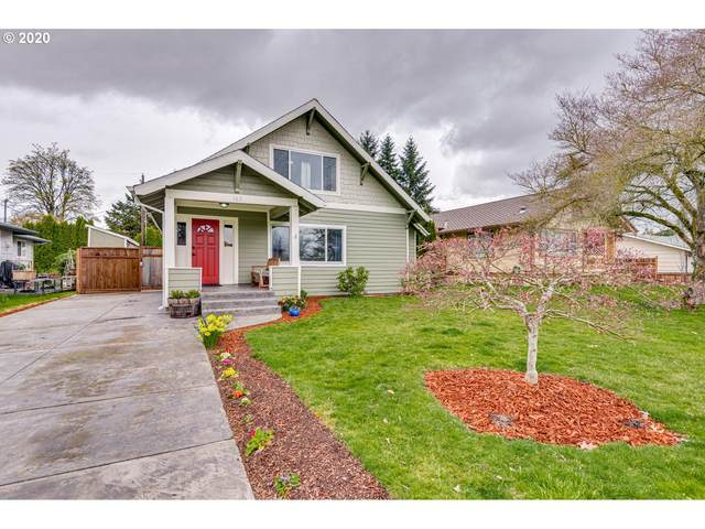 162 NW 5TH Ave, Canby, OR 97013 (MLS #20209561) :: Fox Real Estate Group