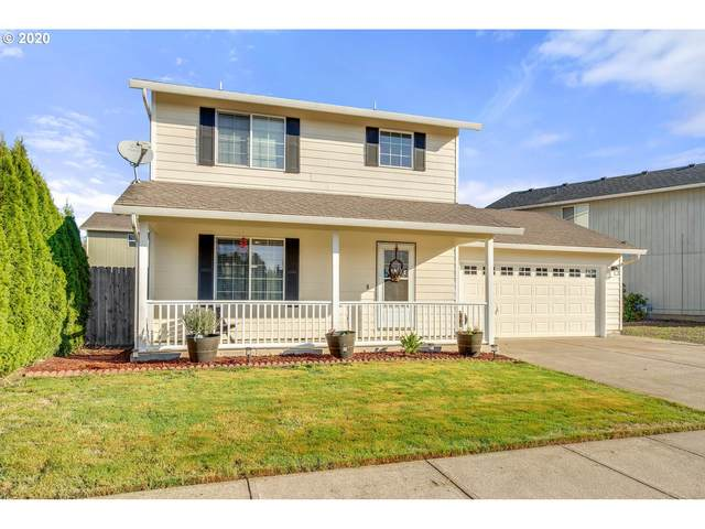 4939 SE Honestus Dr, Salem, OR 97317 (MLS #20209628) :: Song Real Estate