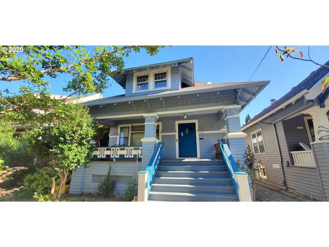 1726 SE 47TH Ave, Portland, OR 97215 (MLS #20209878) :: McKillion Real Estate Group