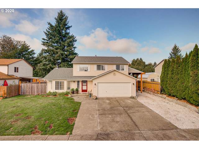 7312 NE 148TH Ave, Vancouver, WA 98682 (MLS #20210014) :: Next Home Realty Connection