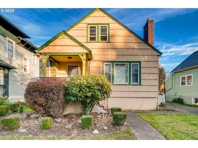 4064 NE 11TH Ave, Portland, OR 97212 (MLS #20210776) :: Holdhusen Real Estate Group