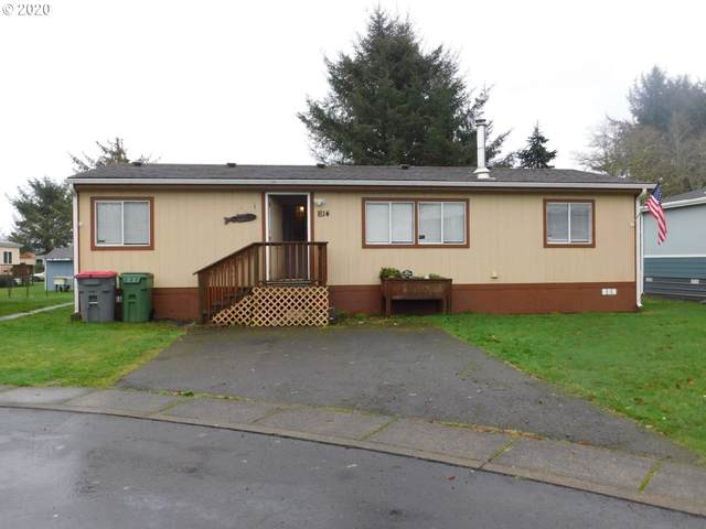 110 NW 4th St E14, Warrenton, OR 97146 (MLS #20211168) :: TK Real Estate Group