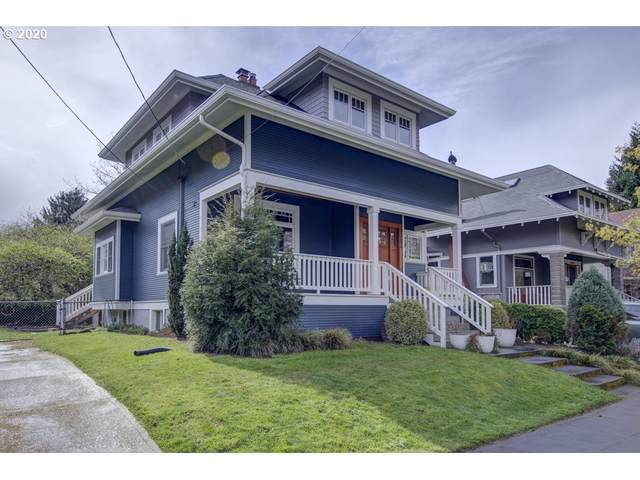 3282 SE Stephens St, Portland, OR 97214 (MLS #20211589) :: Premiere Property Group LLC