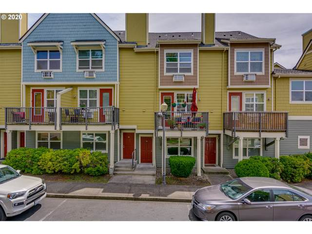 734 SE Fairwinds Loop, Vancouver, WA 98661 (MLS #20211663) :: Change Realty