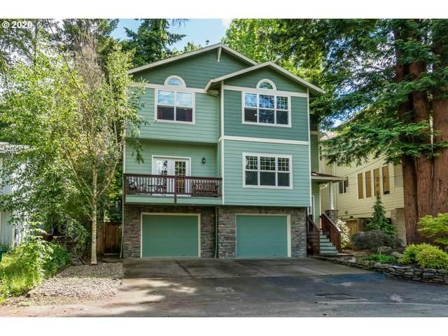 14520 SE Wagner Ln, Milwaukie, OR 97267 (MLS #20211689) :: Holdhusen Real Estate Group