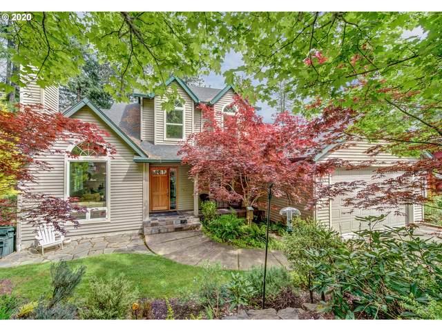 141 Spencers Crest Dr, Eugene, OR 97405 (MLS #20212039) :: Fox Real Estate Group