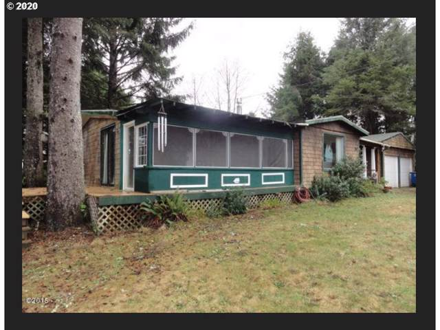 50 Marion Ln, Depoe Bay, OR 97341 (MLS #20212167) :: Townsend Jarvis Group Real Estate