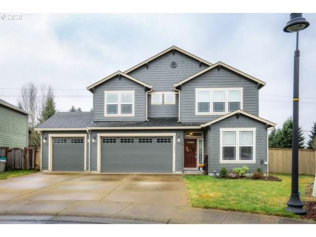 13903 NE 100TH St, Vancouver, WA 98682 (MLS #20212378) :: Matin Real Estate Group