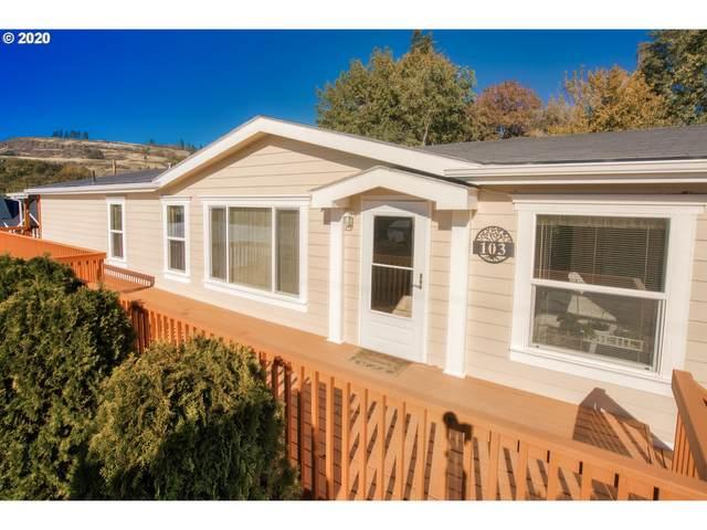 103 Spokane Ave, Lyle, WA 98635 (MLS #20212449) :: Beach Loop Realty