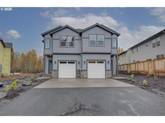 1442 NE 83RD Dr, Vancouver, WA 98665 (MLS #20212709) :: Premiere Property Group LLC