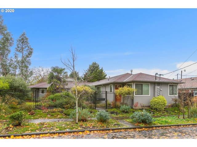 5823 NE 10TH Ave #101, Portland, OR 97211 (MLS #20213176) :: Townsend Jarvis Group Real Estate