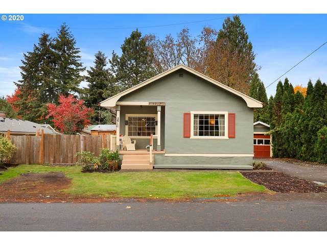 5217 SE Monroe St, Milwaukie, OR 97222 (MLS #20213733) :: Premiere Property Group LLC