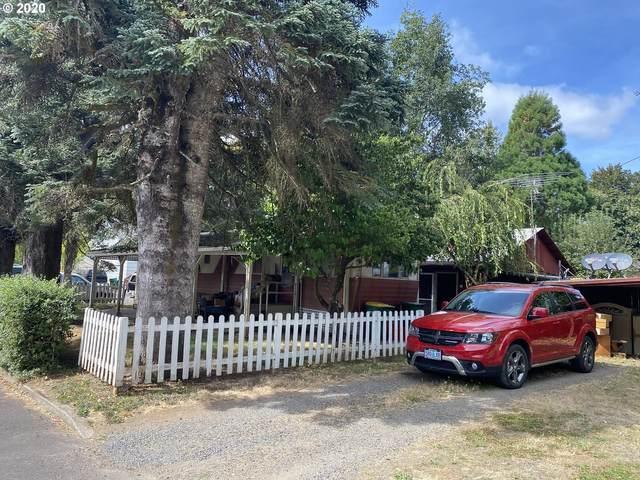 1112 Washington Ave, Vernonia, OR 97064 (MLS #20213844) :: Real Tour Property Group