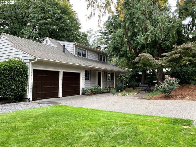 1100 SW Cheltenham St, Portland, OR 97239 (MLS #20213926) :: Next Home Realty Connection