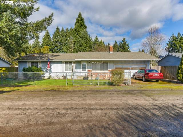 206 Roth St, Amity, OR 97101 (MLS #20214406) :: McKillion Real Estate Group