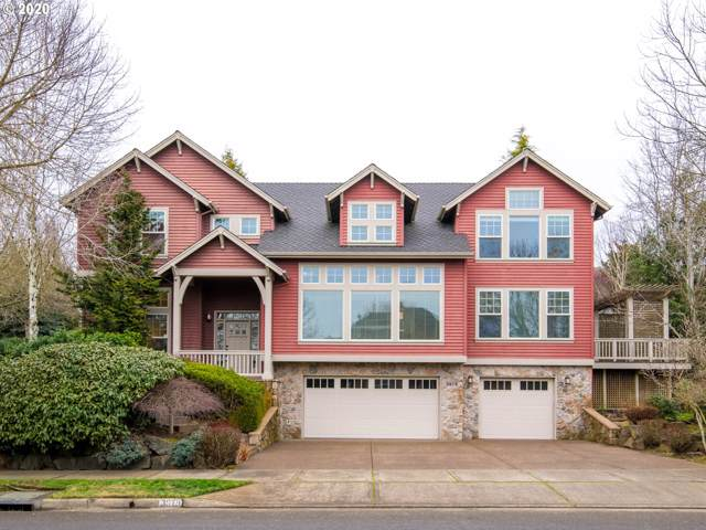 3079 Roxbury Dr, West Linn, OR 97068 (MLS #20214523) :: Fox Real Estate Group