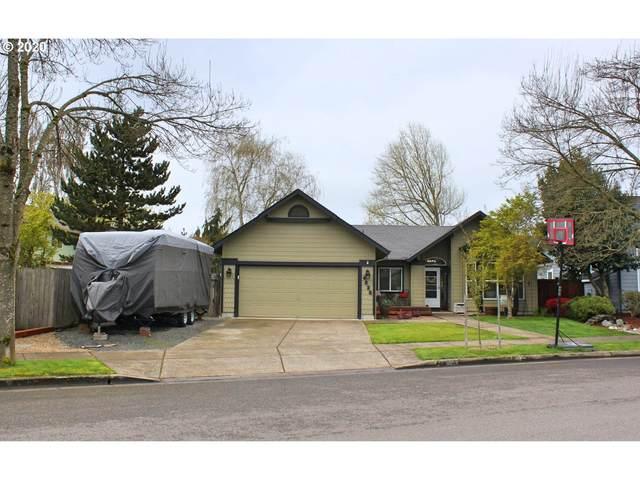 4020 Sabrena Ave, Eugene, OR 97404 (MLS #20214600) :: Fox Real Estate Group