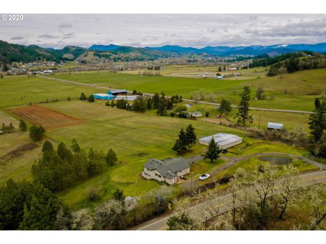 2358 South Side Rd, Sutherlin, OR 97479 (MLS #20215243) :: The Liu Group