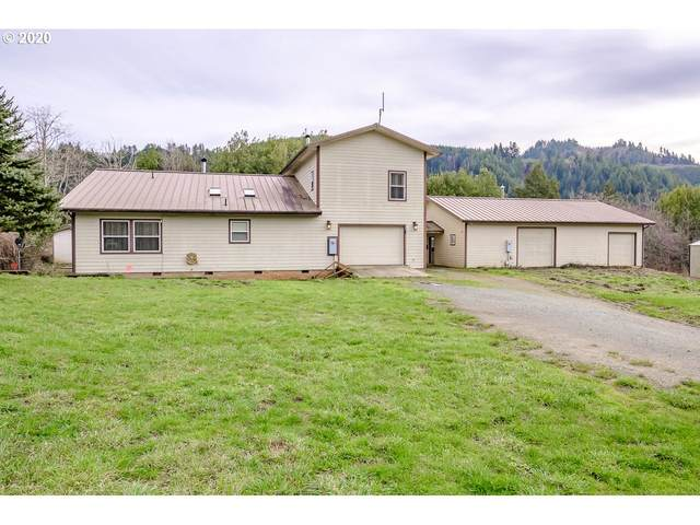 98728 S Coos River Ln, Coos Bay, OR 97420 (MLS #20215301) :: Cano Real Estate