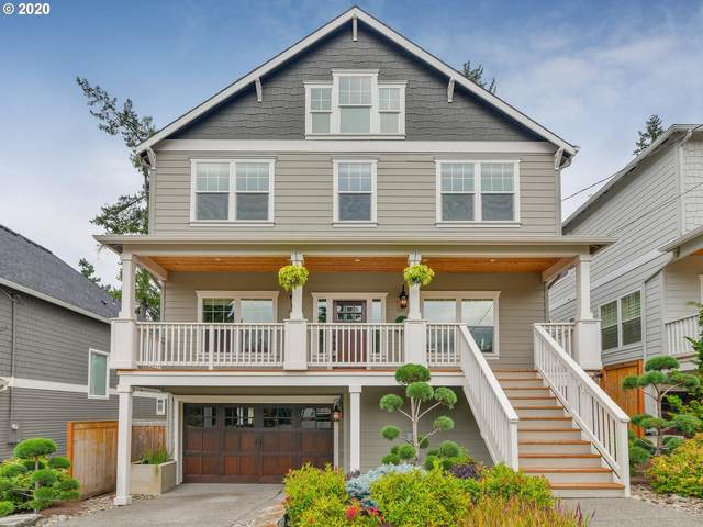 9048 SW 50TH Ave, Portland, OR 97219 (MLS #20215409) :: McKillion Real Estate Group