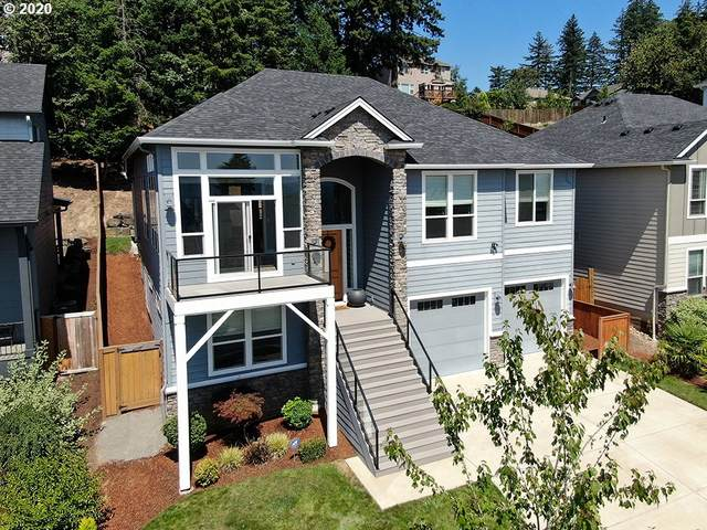 14291 SE Lyon St, Happy Valley, OR 97086 (MLS #20215911) :: Cano Real Estate