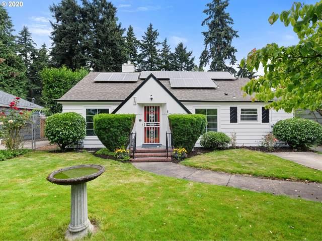 9743 NE Mason St, Portland, OR 97220 (MLS #20216246) :: Cano Real Estate