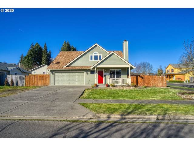 1125 Alyssum Ave, Forest Grove, OR 97116 (MLS #20216588) :: The Liu Group