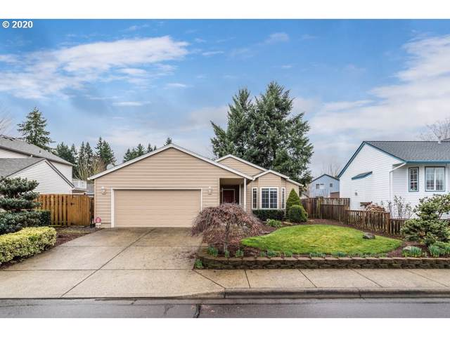 15850 SW Springtooth Ln, Sherwood, OR 97140 (MLS #20217054) :: Change Realty