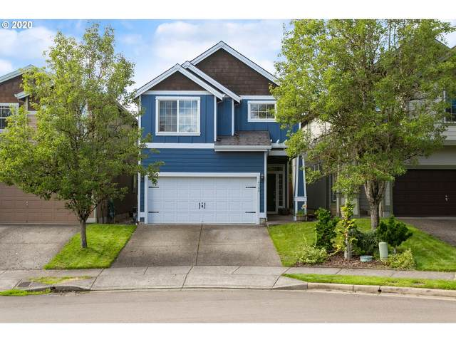 4308 NE 55TH Pl, Vancouver, WA 98661 (MLS #20217409) :: Next Home Realty Connection