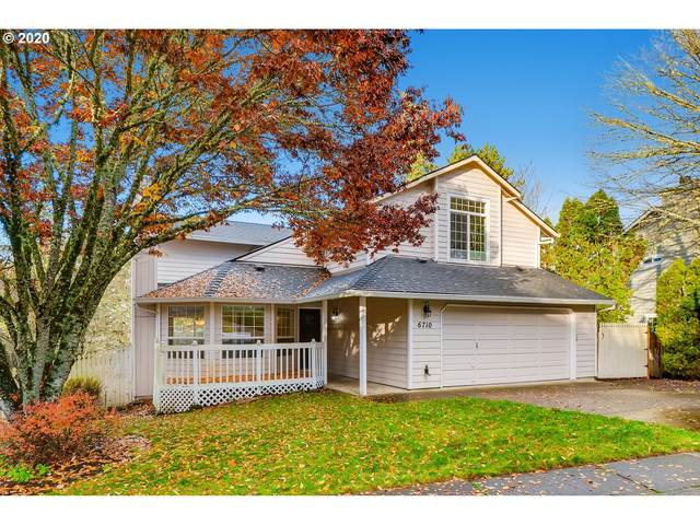 6710 SW Becket Ct, Beaverton, OR 97007 (MLS #20217462) :: Next Home Realty Connection