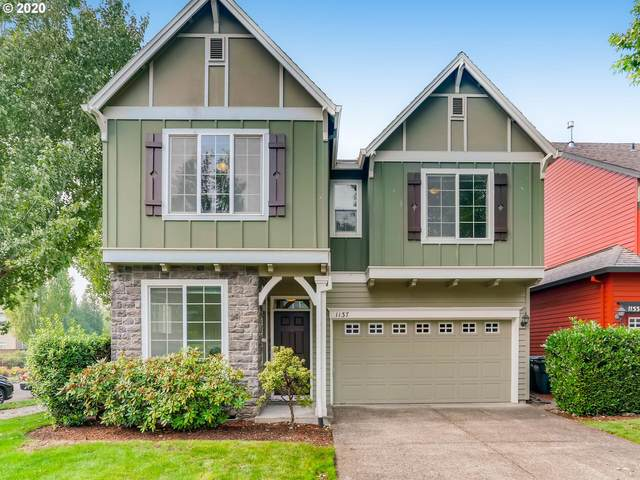 1137 SE Wenlock Ave, Hillsboro, OR 97123 (MLS #20217467) :: Next Home Realty Connection