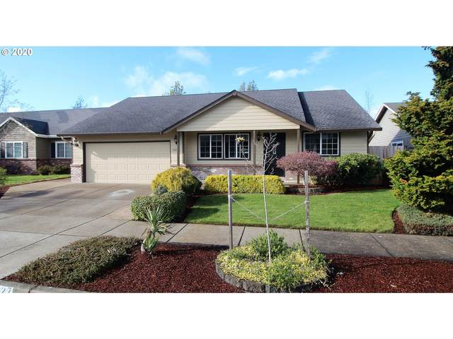 6027 St Helena St, Eugene, OR 97402 (MLS #20217807) :: Song Real Estate