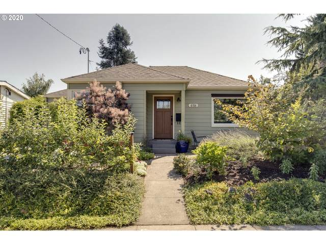 6706 NE 24TH Ave, Portland, OR 97211 (MLS #20218097) :: Fox Real Estate Group