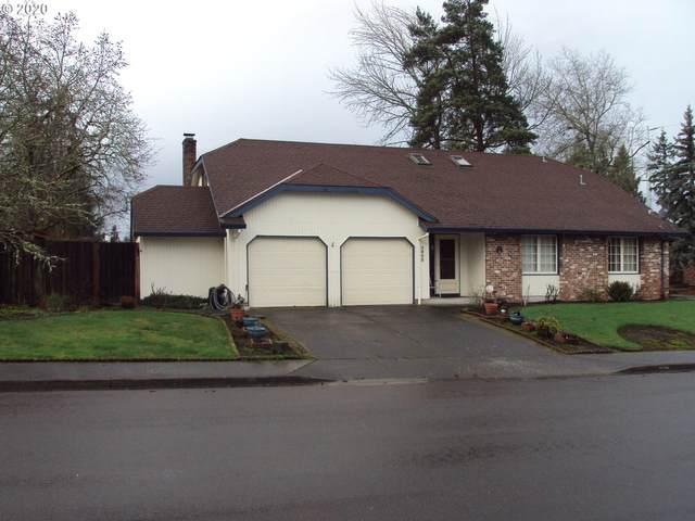 4905 NW Shaniko Ct, Portland, OR 97229 (MLS #20218331) :: McKillion Real Estate Group