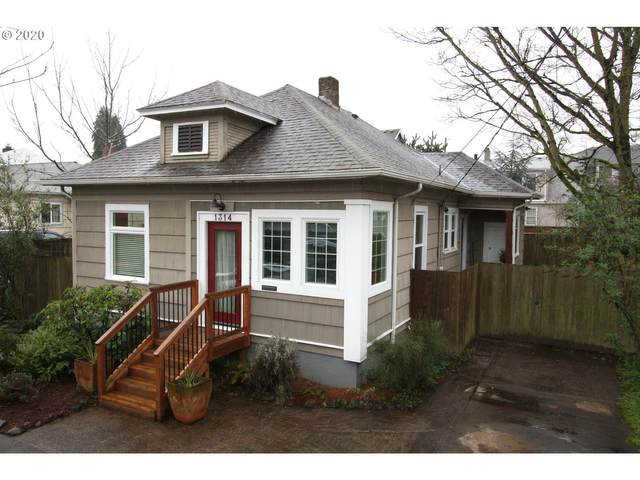 1314 NE Emerson St, Portland, OR 97211 (MLS #20218580) :: Next Home Realty Connection