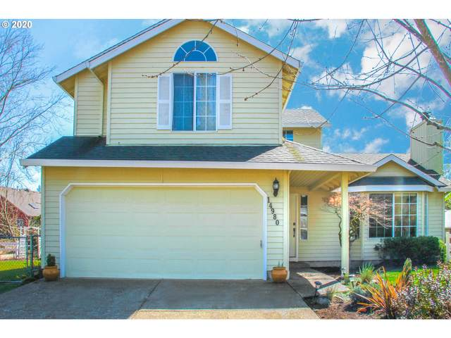 14980 NW Farmstead Ct, Beaverton, OR 97006 (MLS #20218640) :: Change Realty